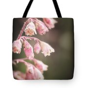 Fuzzy Bells Tote Bag