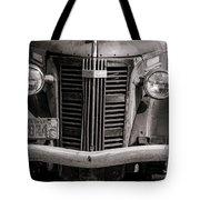 G M C Tote Bag