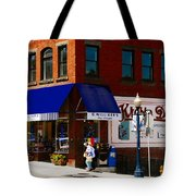 G Willikers Toy Shoppe Tote Bag