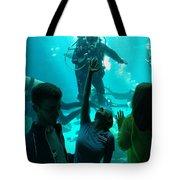 Ga Aquarium Scuba Tote Bag