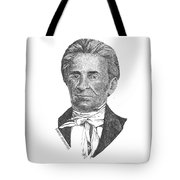 Gabriel Franchere Tote Bag