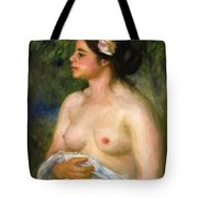Gabrielle With A Rose The Sicilian Woman Tote Bag