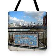 Gabriel's Wharf Tote Bag
