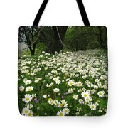Gaia Blooming Tote Bag