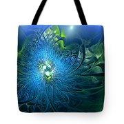 Gaia's Emergence Tote Bag