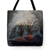 Gaia's Tears Tote Bag