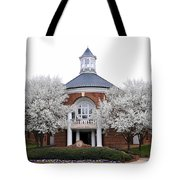 Gains Hall Tote Bag