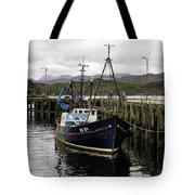 Gairloch Harbor Tote Bag