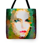 Gal Hotty Totty Tote Bag