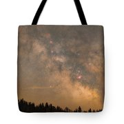 Galactic Center Tote Bag