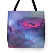 Galactic Eye Tote Bag