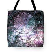 Galactic Nights Tote Bag