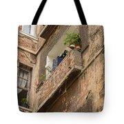 Galata Apartment Tote Bag