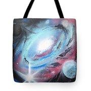 Galaxy 2.0 Tote Bag