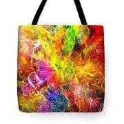 The Galaxy Tote Bag