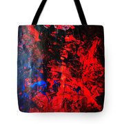 Galaxy Without Gravity Tote Bag