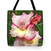Glad To Be Pink And Yellow Tote Bag