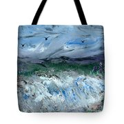 Gale Winds Tote Bag