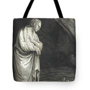 Galen, Greek Physician And Philosopher Tote Bag