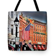 Galena On A Perfect Day Tote Bag