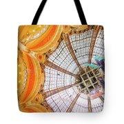 Galeries Lafayette Inside 3 Art Tote Bag