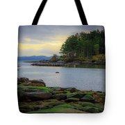 Galiano Island Inlet Tote Bag