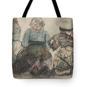 Galician Women Tote Bag