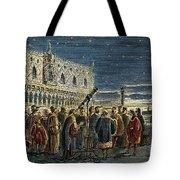 Galileo Galilei, 1564-1642 Tote Bag