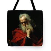Galileo Galilei Tote Bag