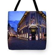 Gallerija Emporium Luxury Department Store In The Urbanc House O Tote Bag