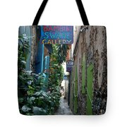 Gallery Alley Tote Bag