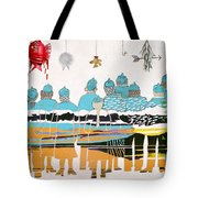 Gallery By The Sea Tote Bag