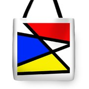 Gallery Image - Abstract Tote Bag by Richard Reeve