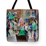 Gallery Shuffle Tote Bag