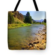 Gallitan River 1 Tote Bag