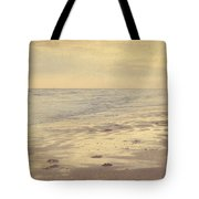 Galveston Island Sunset Seascape Photo Tote Bag by Svetlana Novikova