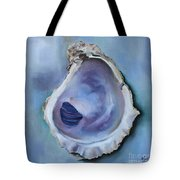 Galveston Oyster Shell Tote Bag