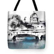 Galway - Monochromatic  Tote Bag