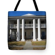 Gamble Mansion Parrish Florida Tote Bag
