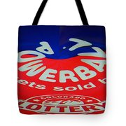 Gambling For The Government-america The Addicted Series Tote Bag