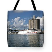 Gambling Ship Liquid Vegas In Florida Tote Bag