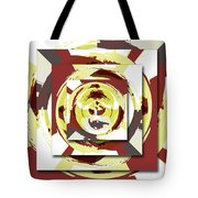 Game Of Shapes Tote Bag