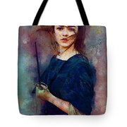 Game Of Thrones. Arya Stark. Tote Bag