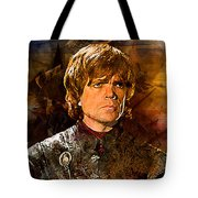 Game Of Thrones. Tyrion Lannister. Tote Bag