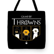 Game Of Throwns Tote Bag
