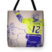 Game Winner Tote Bag