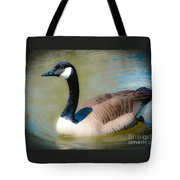 Gander At A Goose Tote Bag