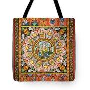 Ganesha 4 Tote Bag