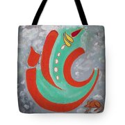Ganesha Symbolic Tote Bag