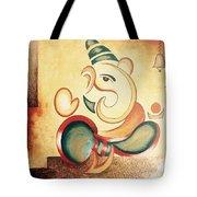 Ganesha's Blessing Tote Bag